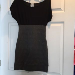 Other - Back & gray casual dress
